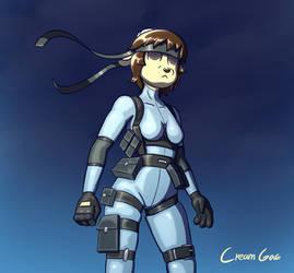 Metal Gear KD by CreamGag