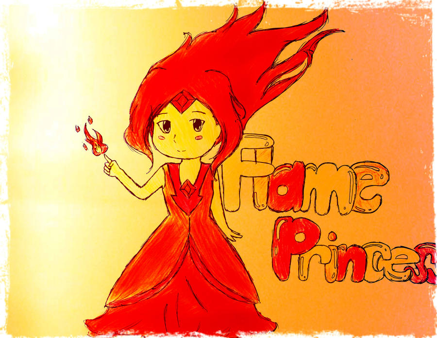 Flame Princess again :) by Just-belle