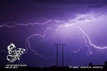 Power Arcs by StormdragonWX