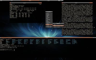 FreeBSD desktop and server