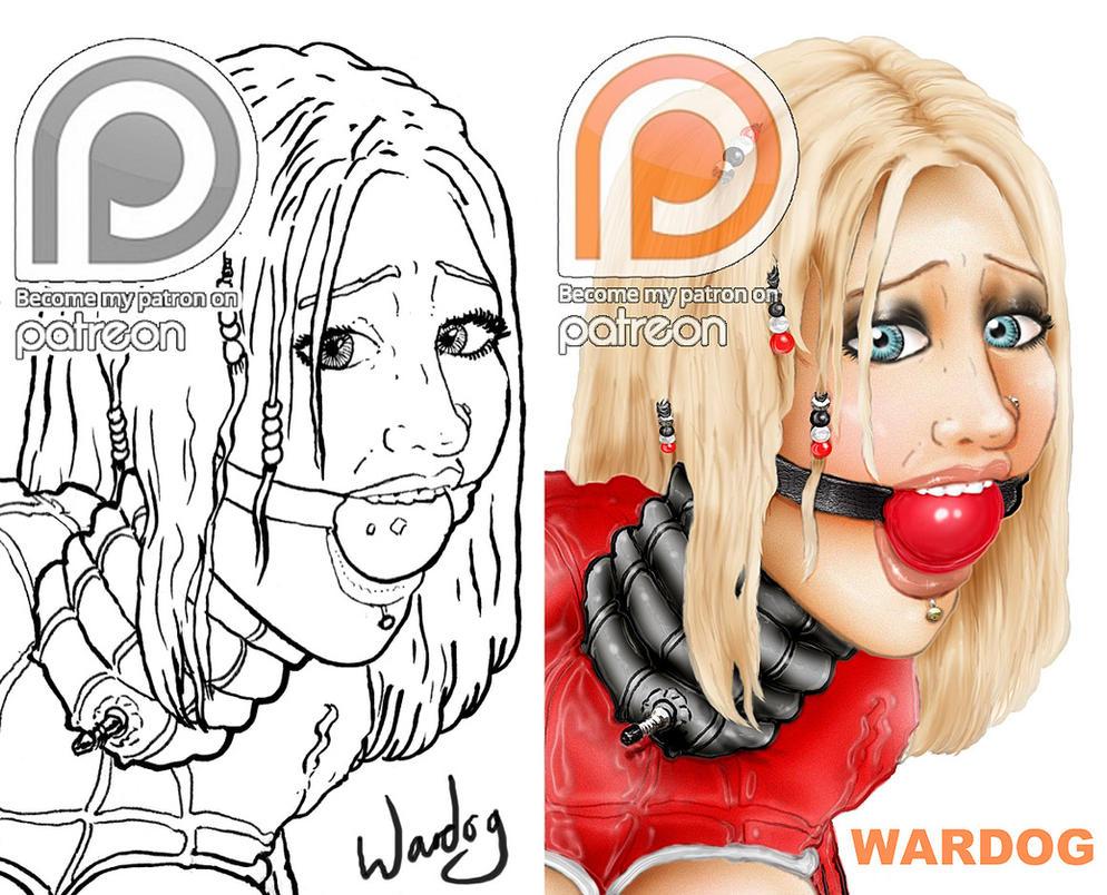 WARDOG Patreonad5 by WARDOGart