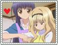 RimaHiko Fan Stamp by odihemay6