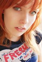 redhead by electrogrunge