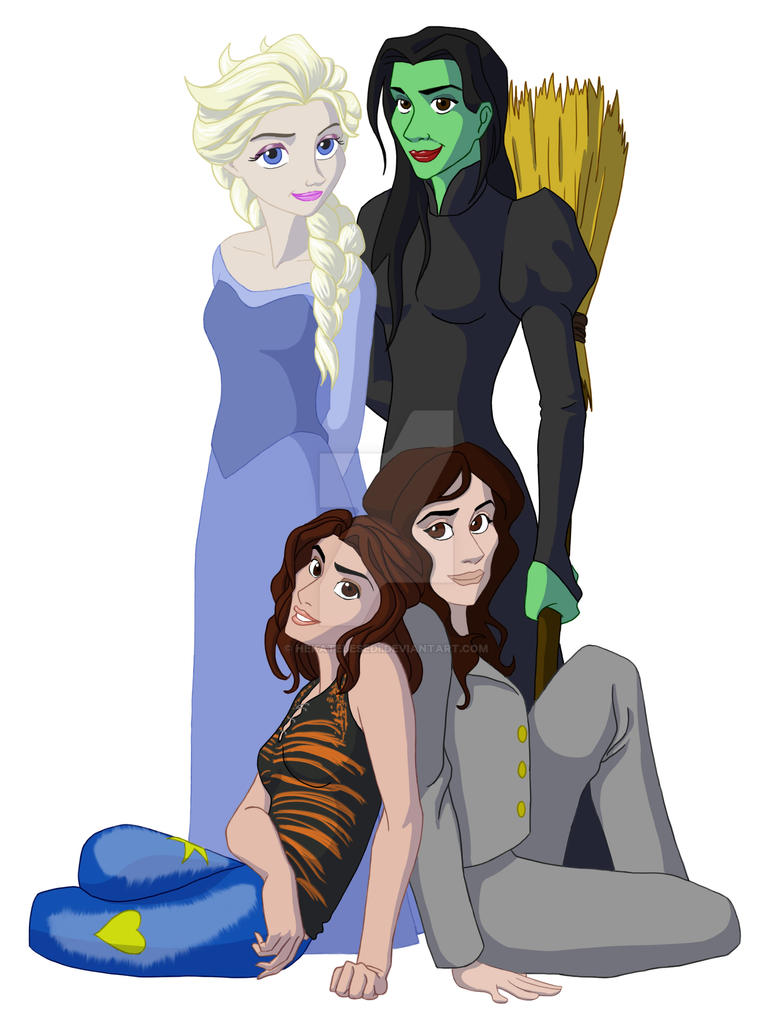 The Big Four Final by HekateLesedi