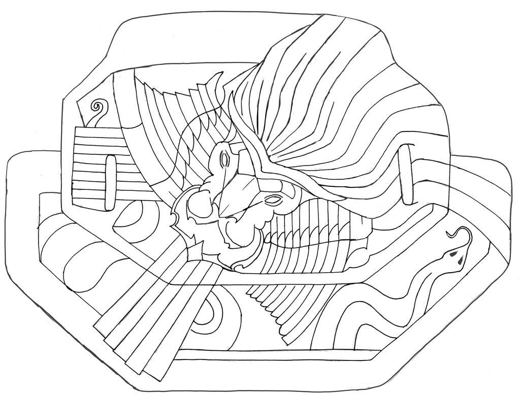 Loki shoulder template by HekateLesedi