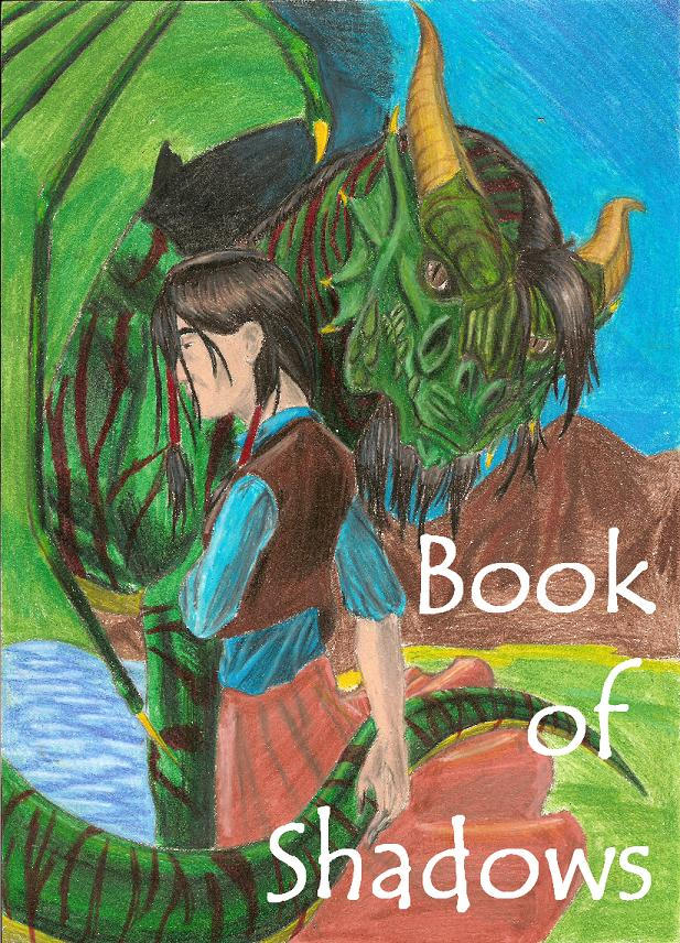 Book Of Shadows Cover Art : Nanowrimo cover by hekatelesedi on deviantart