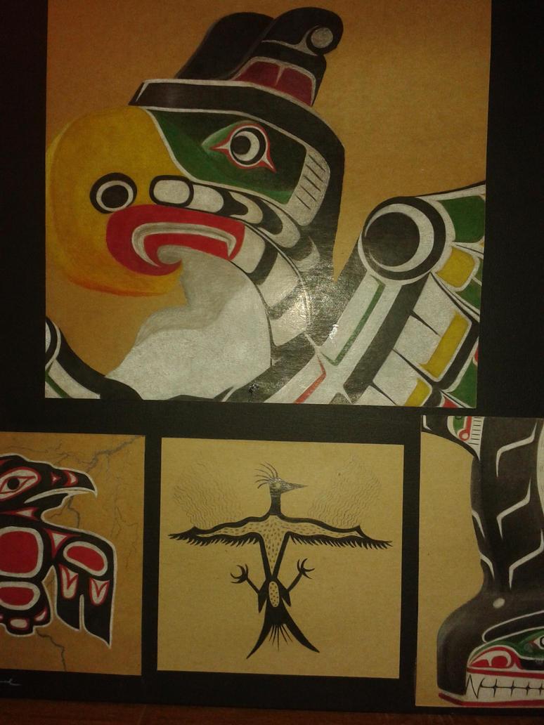 West coast Wakinyan Inspiration by BadasStchou