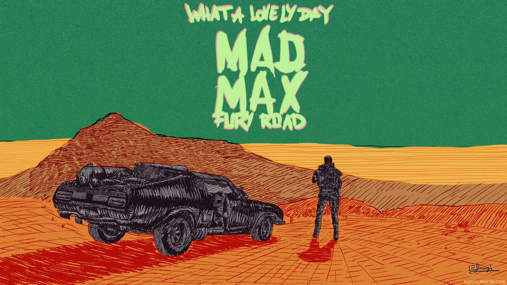 Mad Max Wallpaper By Goombario