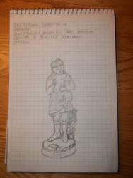 Drawing 10- Reproof by NerdyRabbitCreations