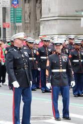New York City St. Patrick's Day Parade, by wdhyeaney