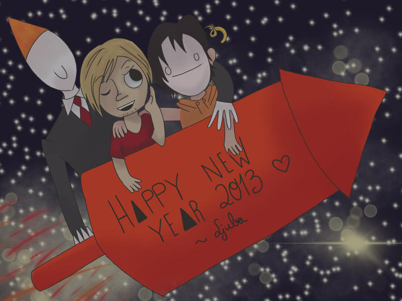 Happy new year! by rsLjubinka