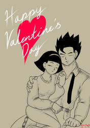 Happy Valentines Day by XJohnBoyX