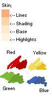 Simple Color Pallet