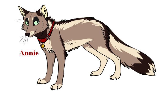 Annie-Fox Maker by vomitcunt