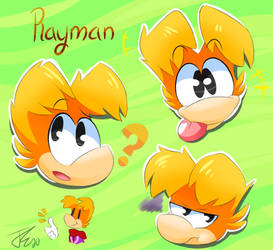 The Many Faces of Rayman