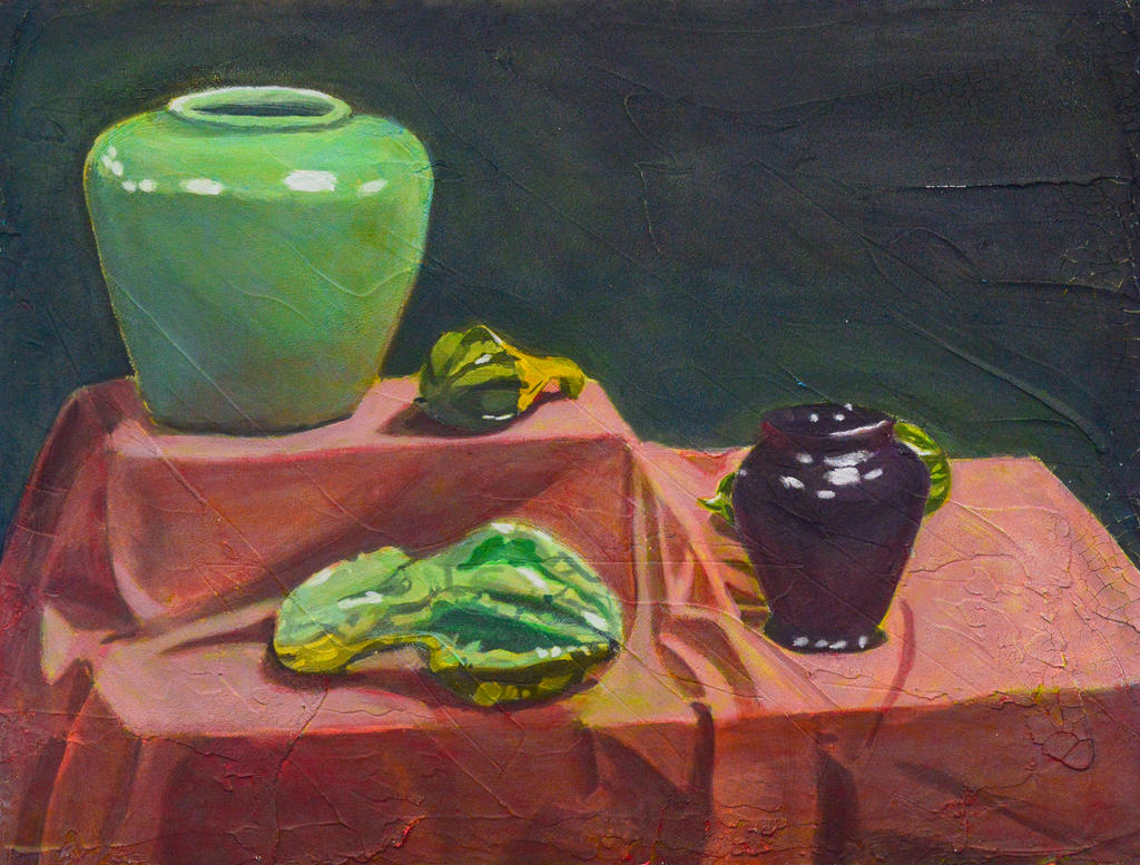 Still Life by A-Gonzo