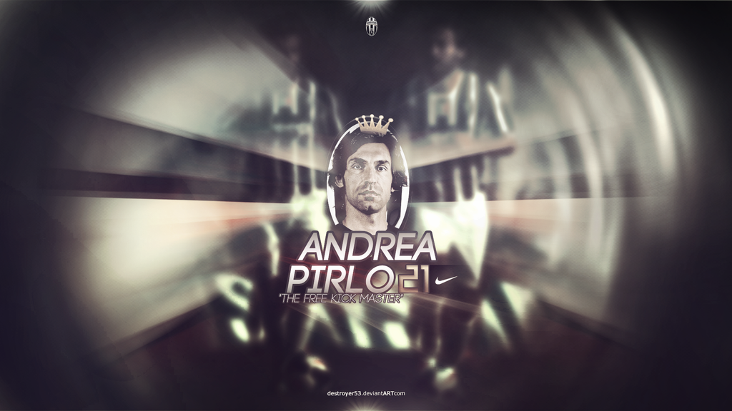 Andrea Pirlo by destroyer53