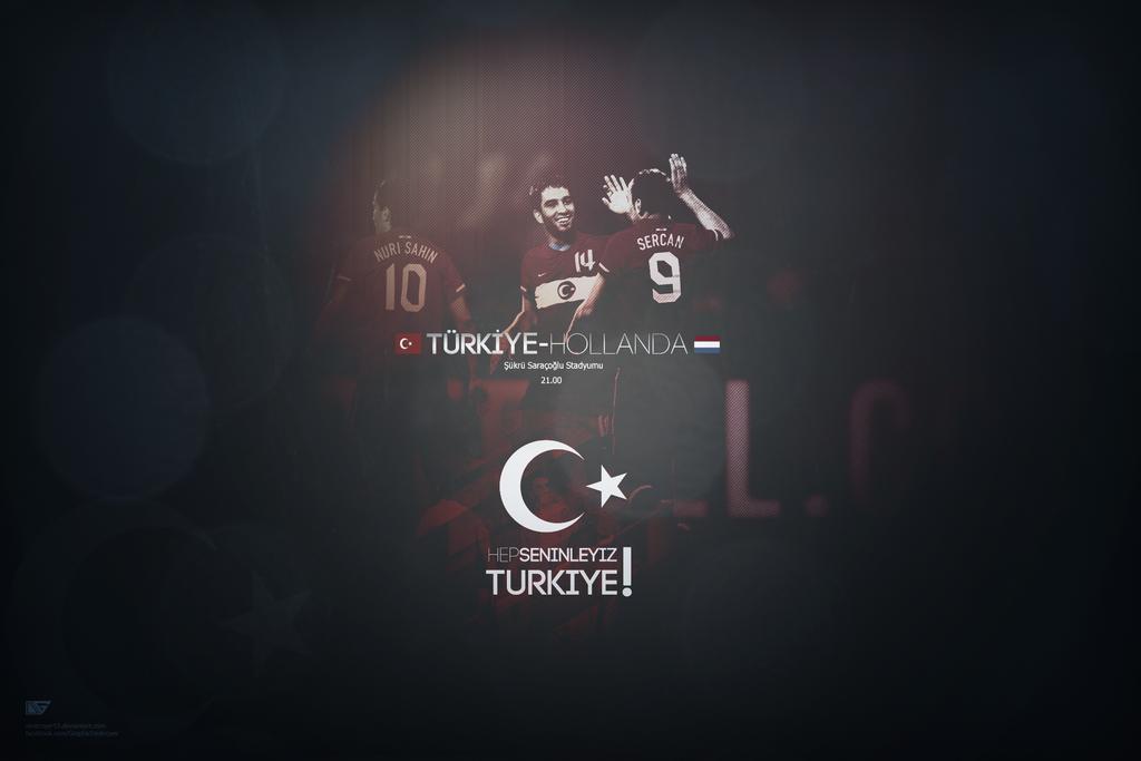 Turkiye - Hollanda by destroyer53