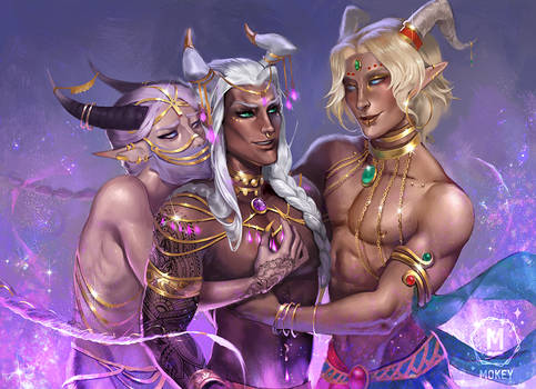 Jealous Genie Gang