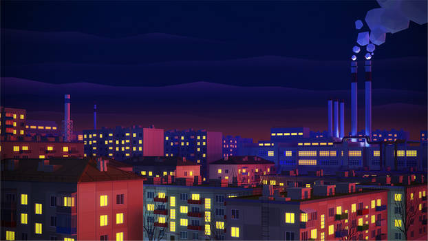 City N (night)
