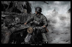 Panzer IV by Fisher22