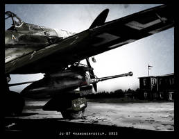 Ju-87 by Fisher22