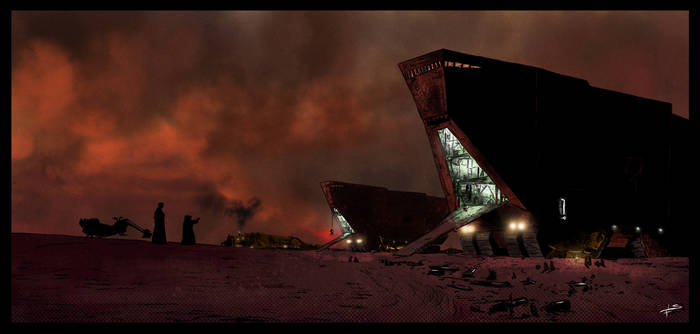 Tatooine by Fisher22