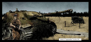 Jagdpanther by Fisher22