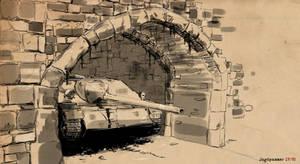 Jagdpanzer IV/70 by Fisher22
