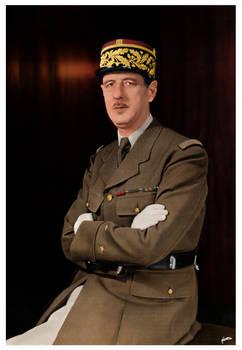 #7 De Gaulle
