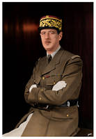 #7 De Gaulle by Fisher22