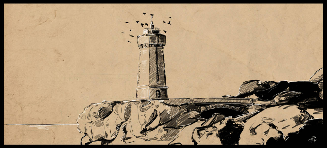 Phare de Ploumanac'h by Fisher22