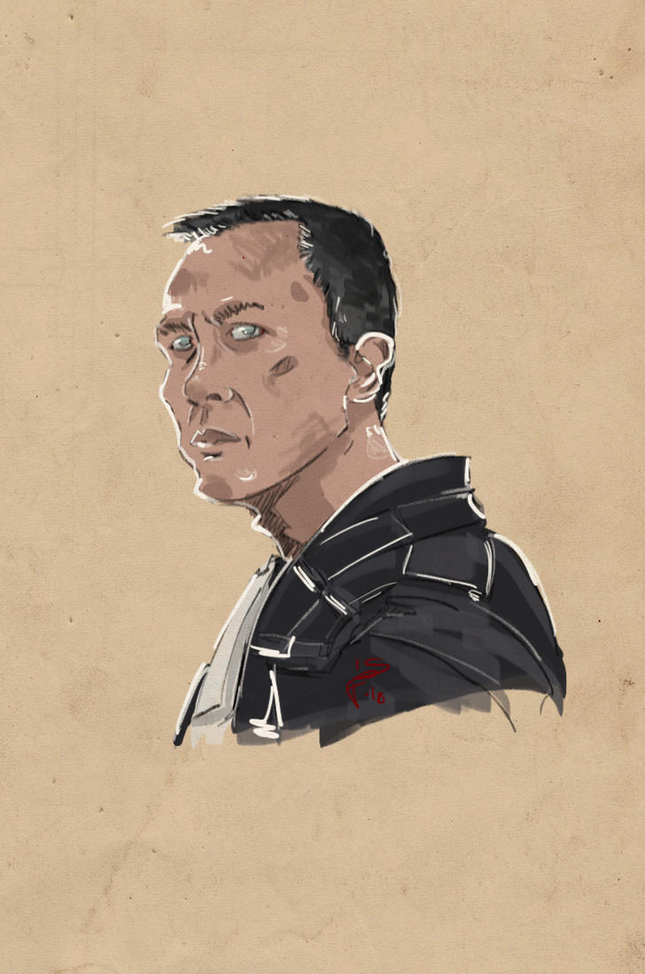 Chirrut by Fisher22