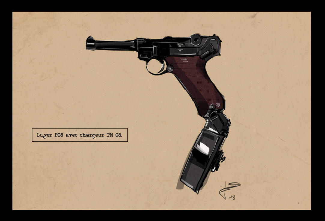Luger by Fisher22