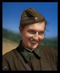 #13 Lyudmila Pavlichenko by Fisher22