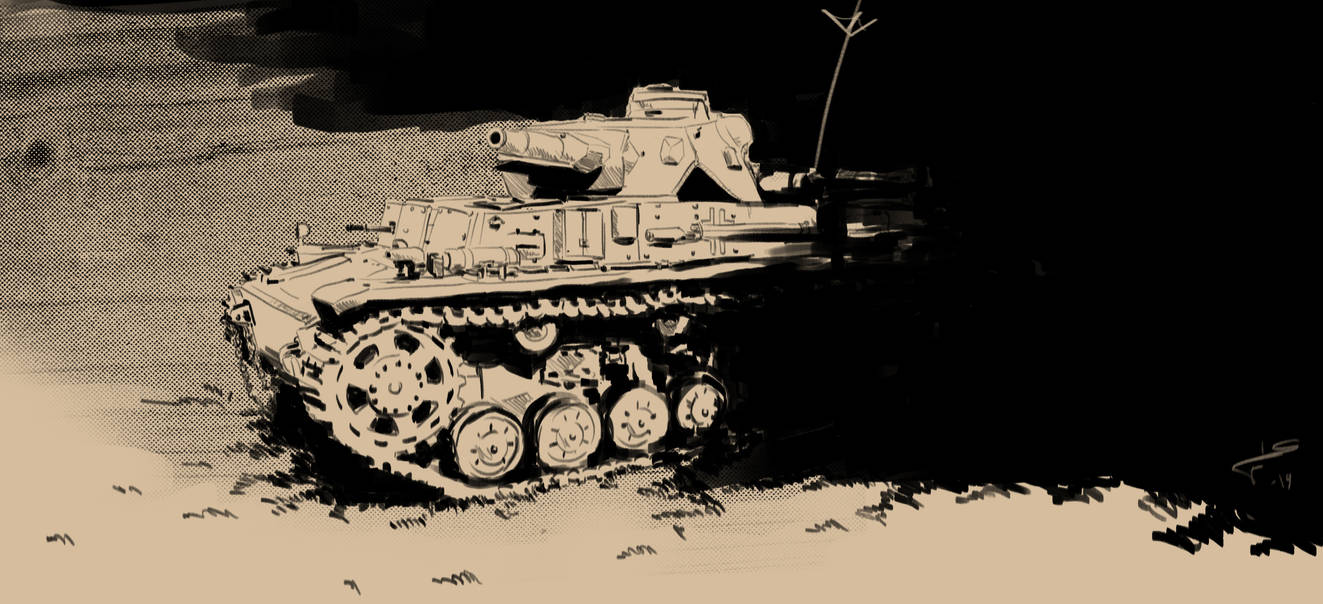 Panzer by Fisher22