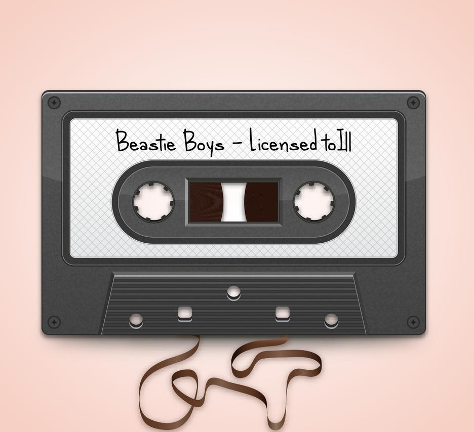 80's Retro Cassette Tape Ver.1 by duceduc on DeviantArt