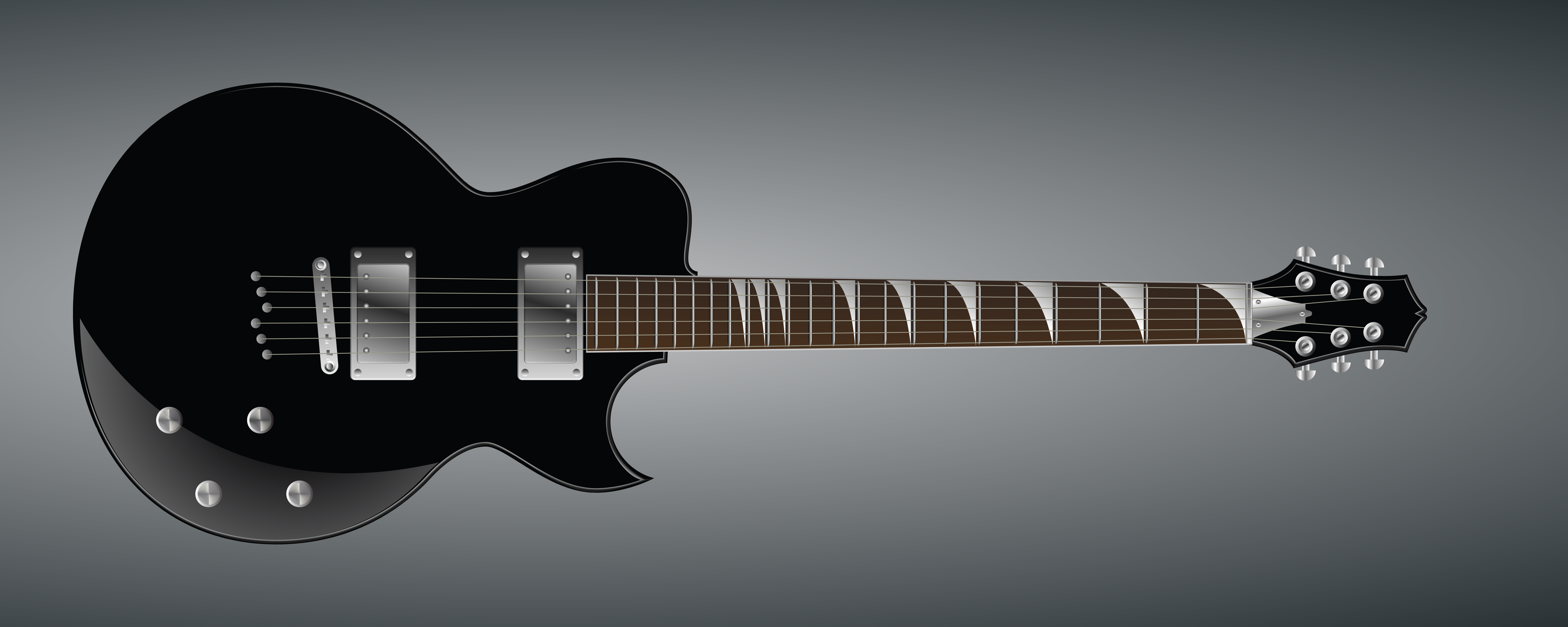 electric guitar by duceduc on deviantart. Black Bedroom Furniture Sets. Home Design Ideas