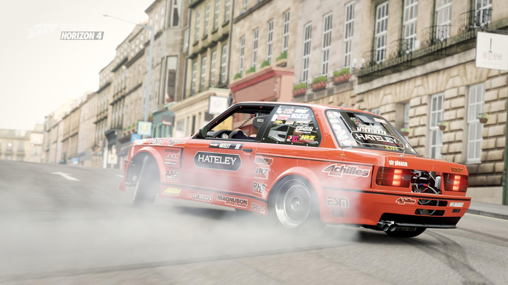 Forza Horizon 4 | 1989 Formula Drift #98 BMW 325i by