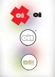 Oi Logotype by CreamEgg89