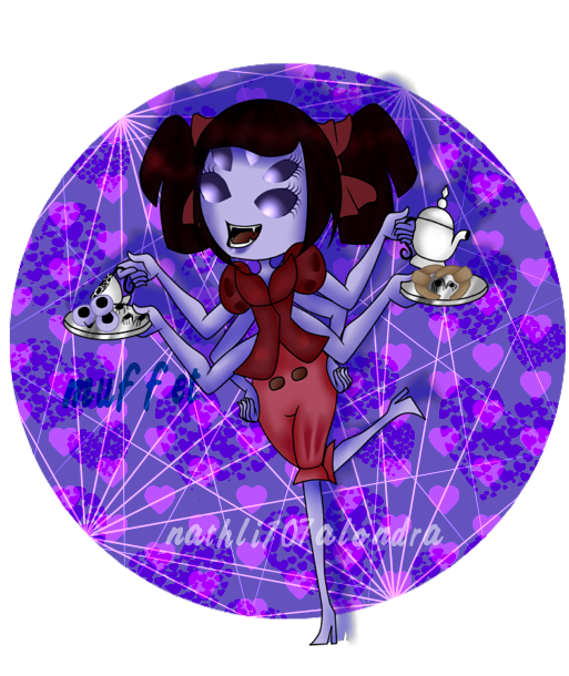 Muffet by nathli107alondra