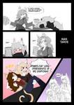 .:Mini Comic Penumbra:.my wife by MandraNatoon