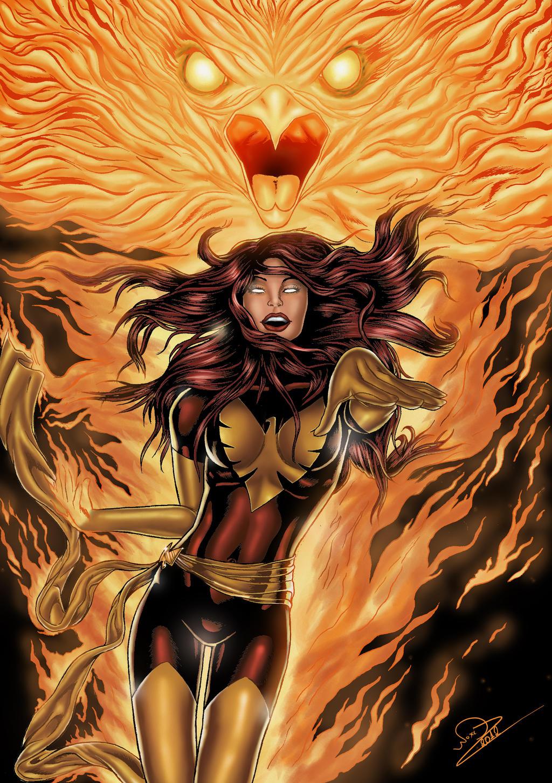 Phoenix Rises by N-o-X-i-S18
