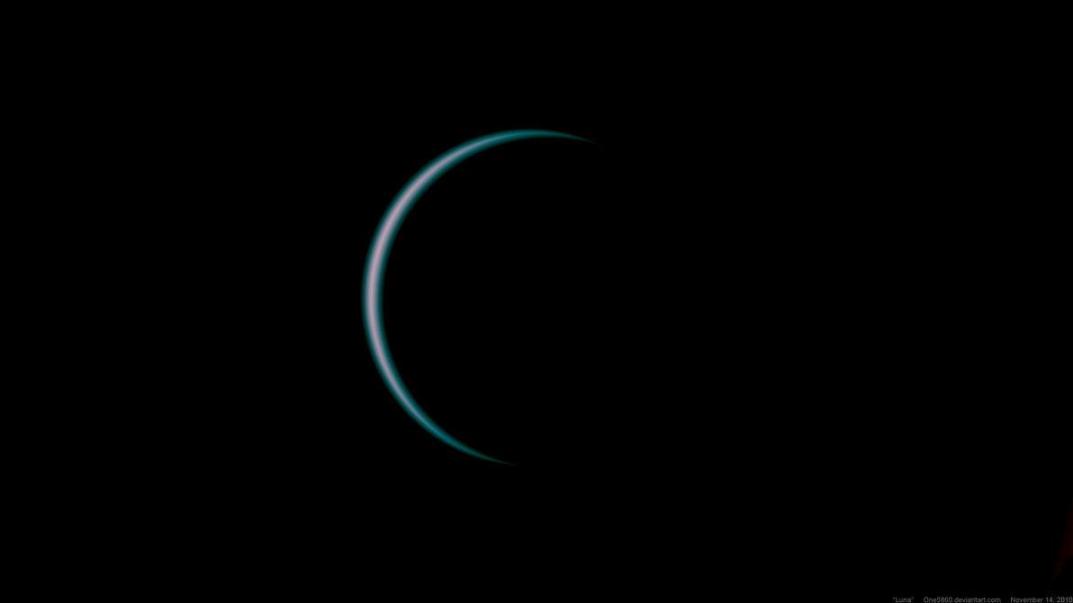 Luna by NobilisKrypton