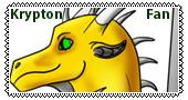 Krypton Fan Stamp by NobilisKrypton