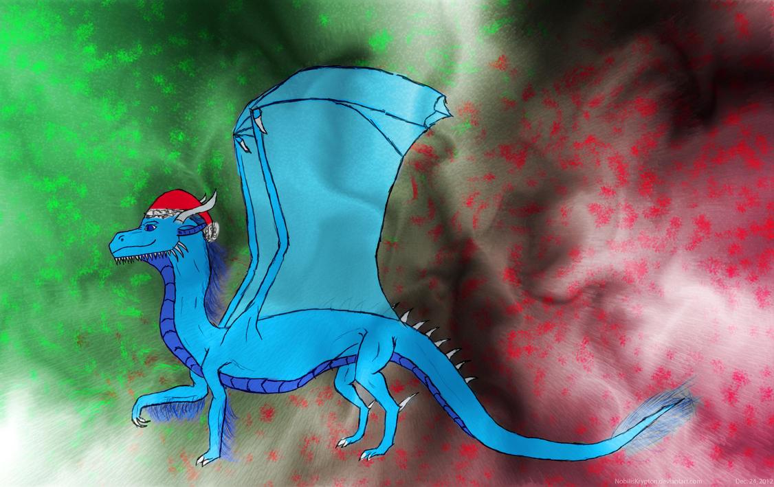 Merry Christmas from Jake by NobilisKrypton