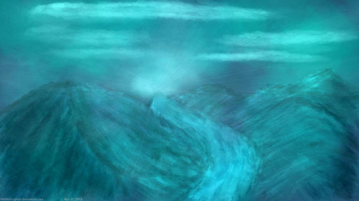 Danuvius - Speedpaint by NobilisKrypton