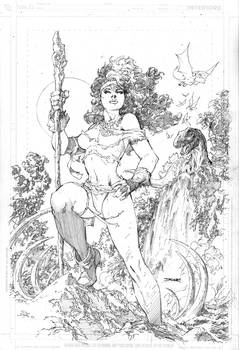 Rogue in the Savage Land