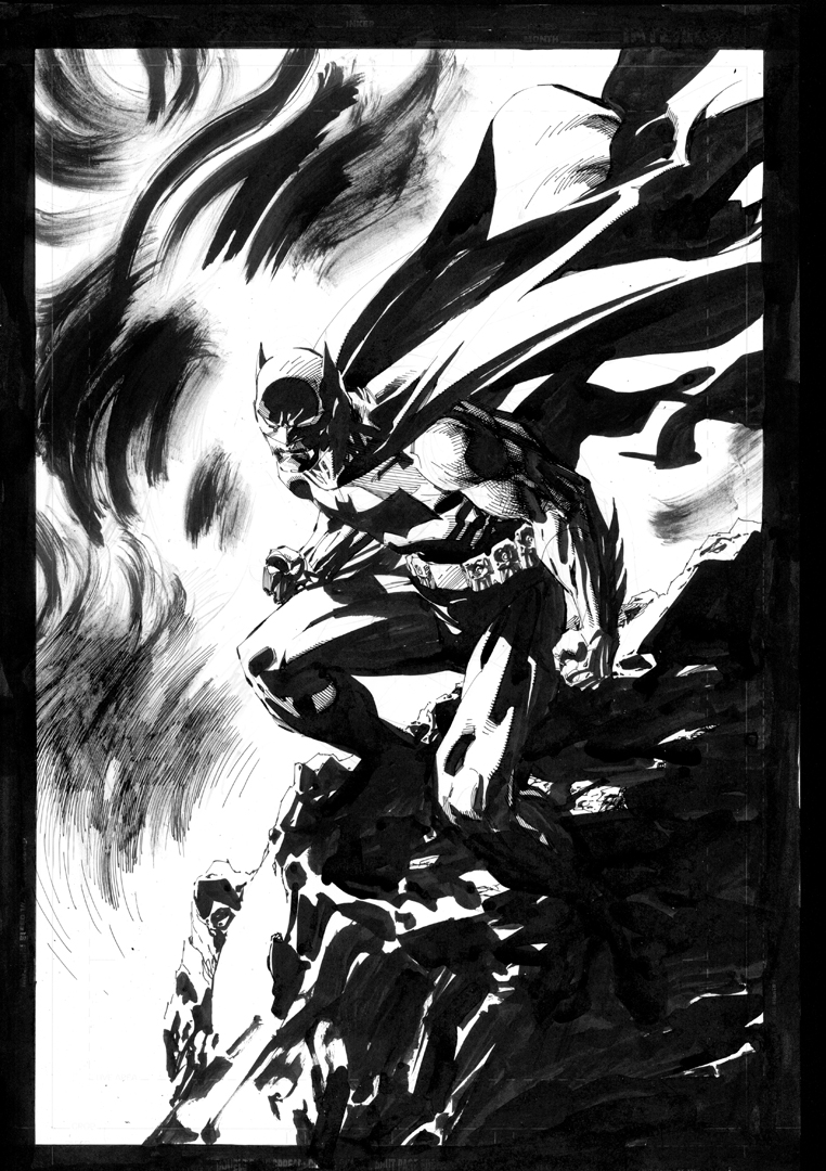 Batman Inferno WIP