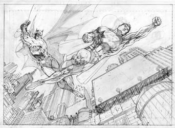 Superman Batman Book Country